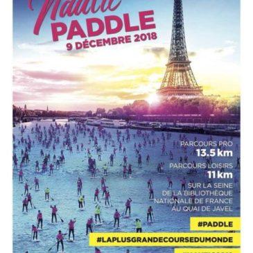 Nautic Paddle – крупнейшие соревнования мира по гребле стоя
