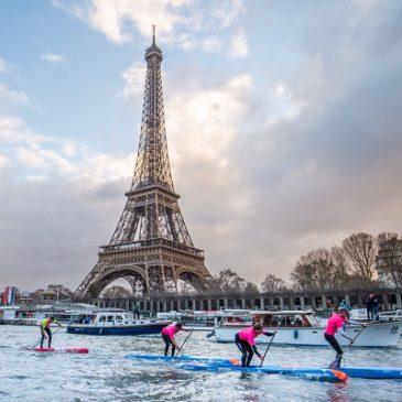 Андрей Крайтор о «Paris SUP Open»