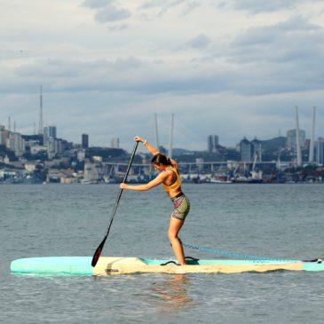 Чемпионат России по сёрфингу (дисциплины «Доска с веслом», «Длинная доска»)